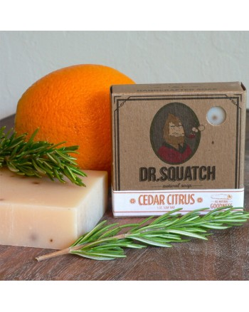 Mens Soap by Dr Squatch